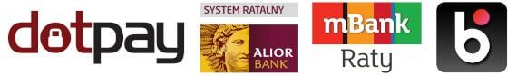 Raty i formy płatności