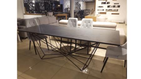 OUTLET – Stół Scorpio ze spiekiem