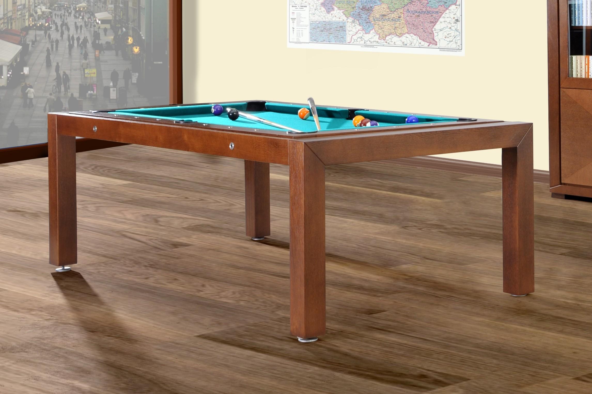 stół bilardowy portland drewniany - 1