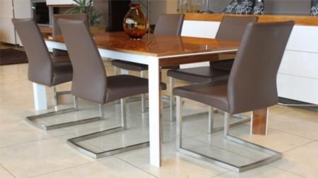 Stół 180/240 metalowy rozkładany RIMINI PREMIUM