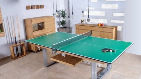 Blat nakrywający do tenisa stołowego