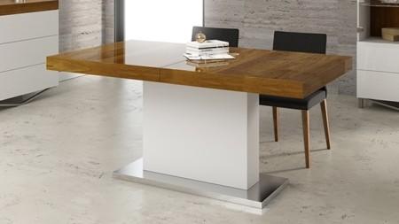 Stół LOCUS 160 / 220 cm rozkładany RIMINI PREMIUM – Lissy